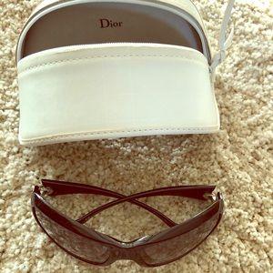 Gently used door sunglasses